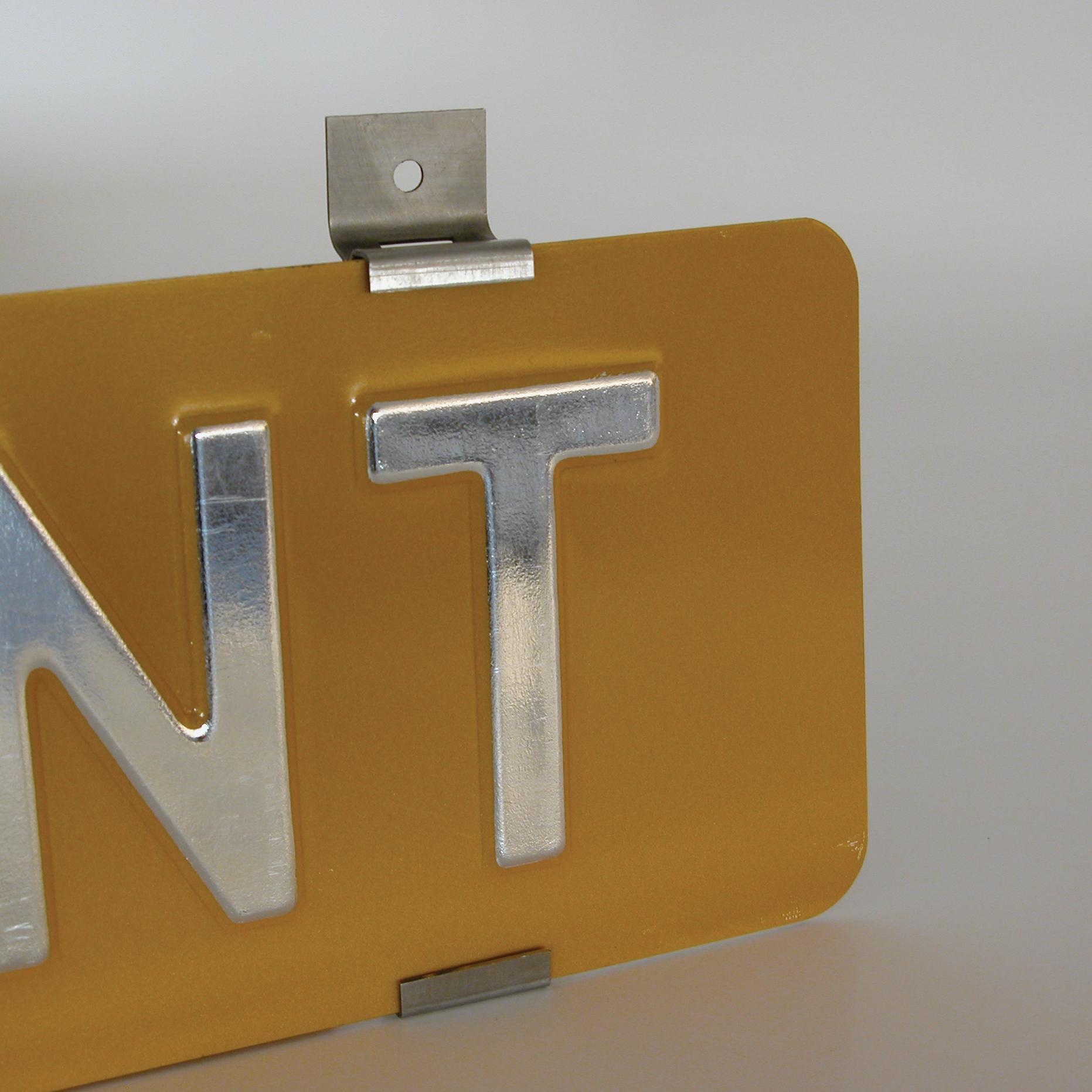 plaques immatriculation adnautomid 2pinces pour plaque. Black Bedroom Furniture Sets. Home Design Ideas