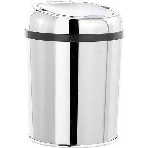 kitchen move kitchen move poubelle automatique 3l chrome 357034. Black Bedroom Furniture Sets. Home Design Ideas