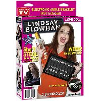 Poupees Gonflables LRDP - Poupee gonflable Lindsay Blowhan