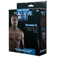 Poupees Gonflables NMC - Poupee Gonflable Homme Benton G