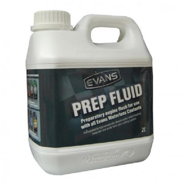 Preparation Vidange Liquide Refroid 2L