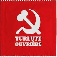 Preservatifs Callvin - 1 X preservatif Turlute Ouvriere