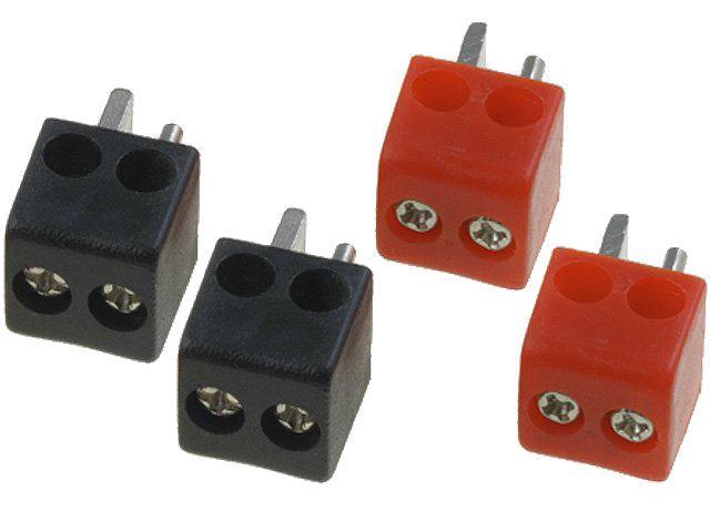 connecteurs de haut parleur dore prise male a sertir adnauto 288452. Black Bedroom Furniture Sets. Home Design Ideas