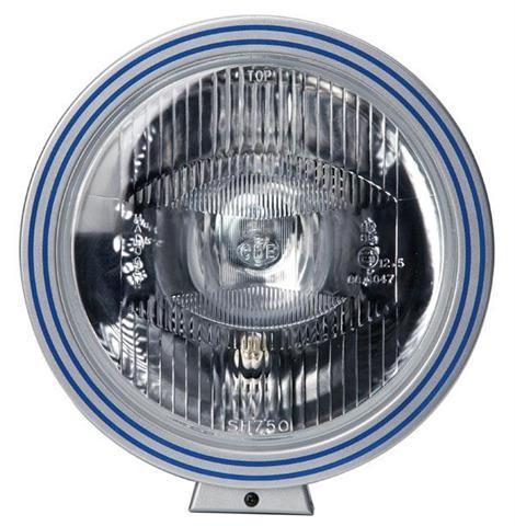 1 phare additionnel 4x4 longue portee diam215mm blanc 99849. Black Bedroom Furniture Sets. Home Design Ideas
