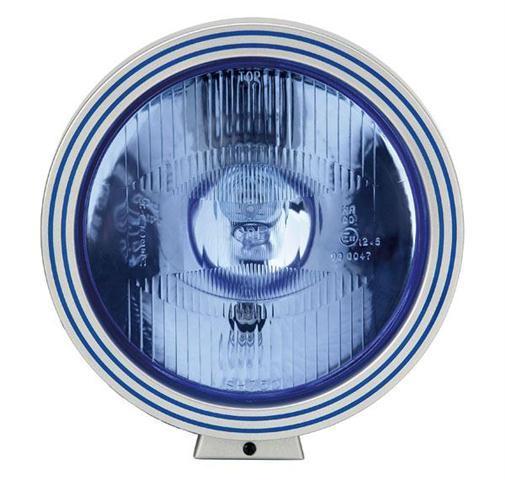 1 phare additionnel 4x4 longue portee diam215mm bleu 99848. Black Bedroom Furniture Sets. Home Design Ideas