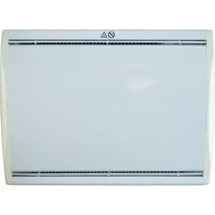 VOLTMAN Radiateur électrique inertie fonte 1500W LCD