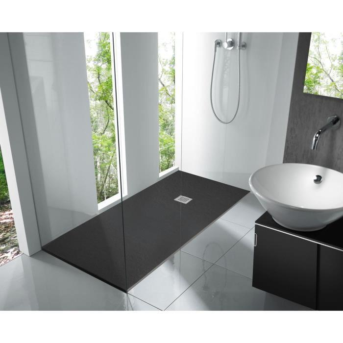 mitola mitola receveur en r sine composite liwa 120x90. Black Bedroom Furniture Sets. Home Design Ideas