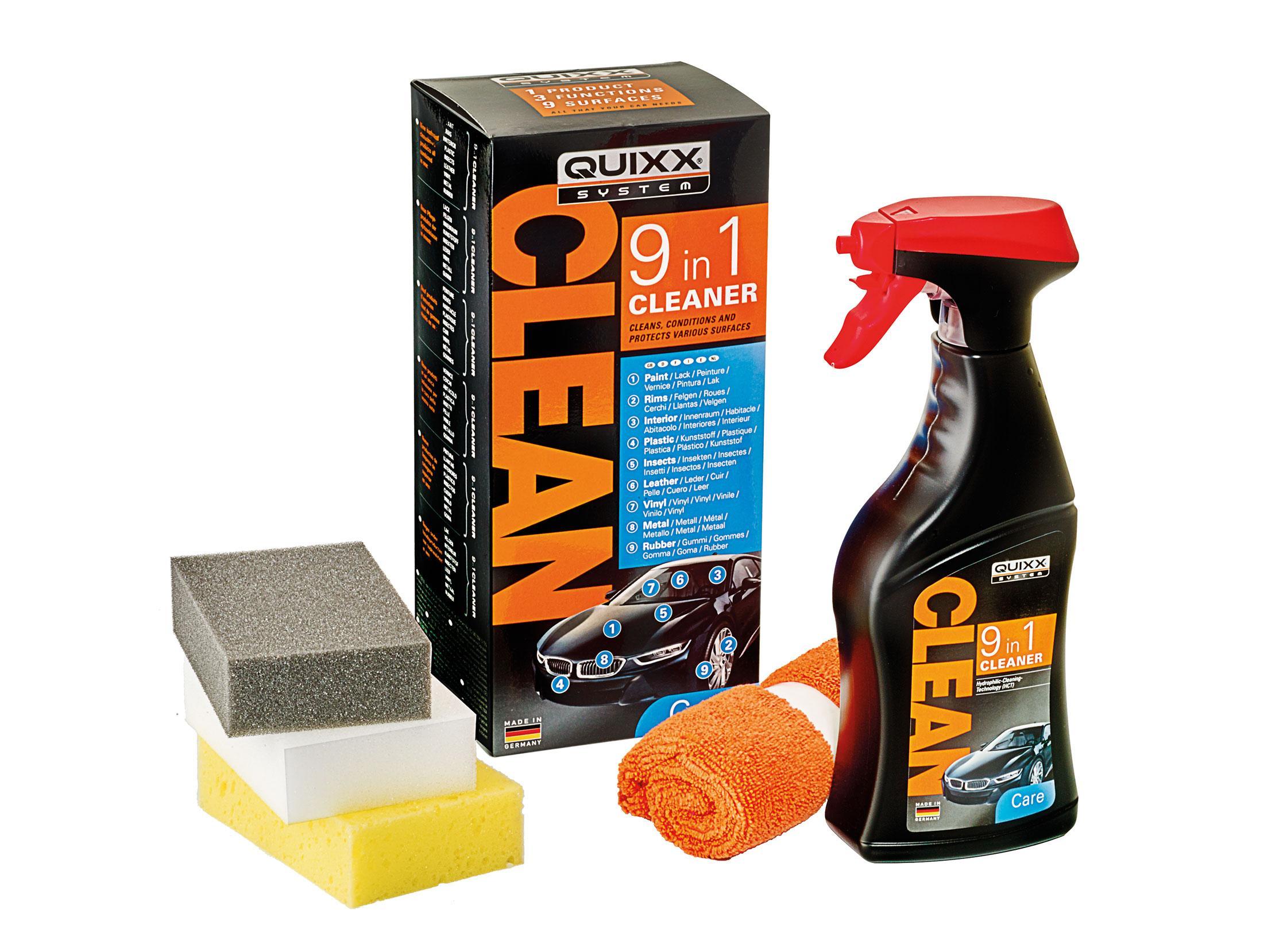 renovation et preparation adnauto kit 9 en 1 cleaner 275528. Black Bedroom Furniture Sets. Home Design Ideas