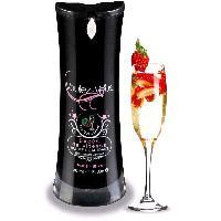 Retardateur ejaculation Voulez-vous - Baume retardant Fraise Vin Petillant - 30 ml