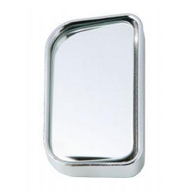 Mini miroir convexe pour angle mort a coller sur le for Miroir angle mort