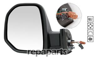 adnautomid retroviseur exterieur gauche peugeot partner tepee 357434. Black Bedroom Furniture Sets. Home Design Ideas