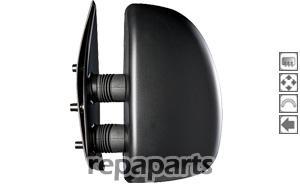 Retroviseurs ext adnauto jumper miroir chauff for Remplacement miroir retroviseur exterieur