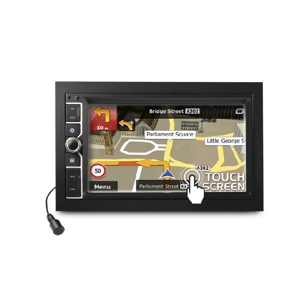RMN801BT - Navigation GPS/ USB/ SD/ AUX - Bluetooth