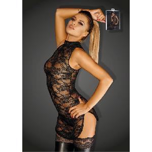 Robes sexy Noir Handmade - Robe Divalicious F128D - M