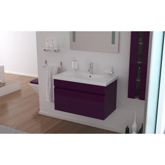 alban ensemble salle de bain simple vasque 80 cm