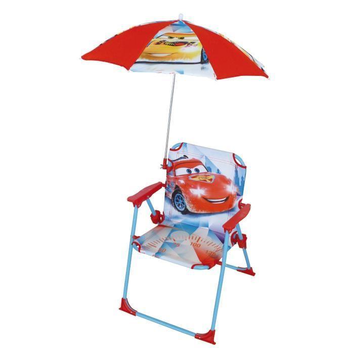 jemini cars chaise avec parasol 254346. Black Bedroom Furniture Sets. Home Design Ideas