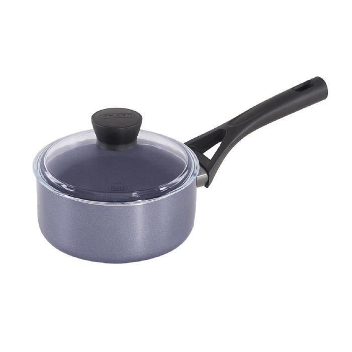 pyrex pyrex casserole anti adh rent couvercle gusto 20 cm bleu 361233. Black Bedroom Furniture Sets. Home Design Ideas