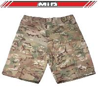 Shorts Homme MID - Short Bermuda - Comba Savane - L - Camouflage - LRDP