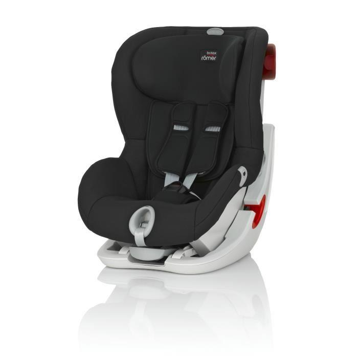britax romer britax romer siege auto king ii ls cosmos black 351495. Black Bedroom Furniture Sets. Home Design Ideas