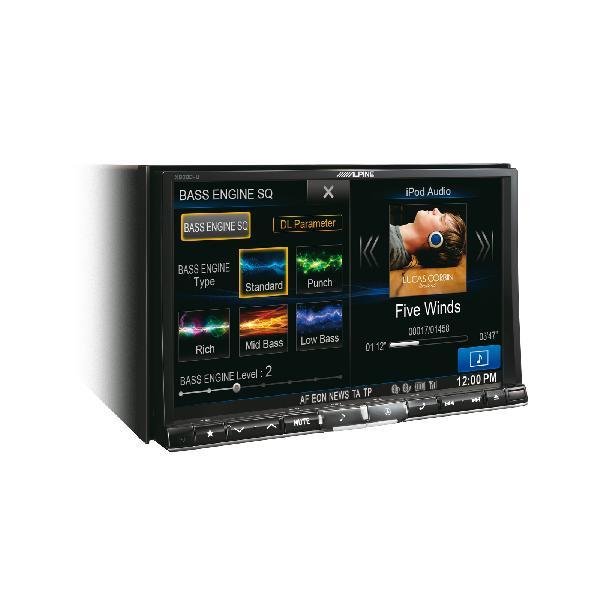 Station GPS Multimedia XXL 8 Pouces/Tunelt/HDMI/DAB/Dual Zone - X800D-U