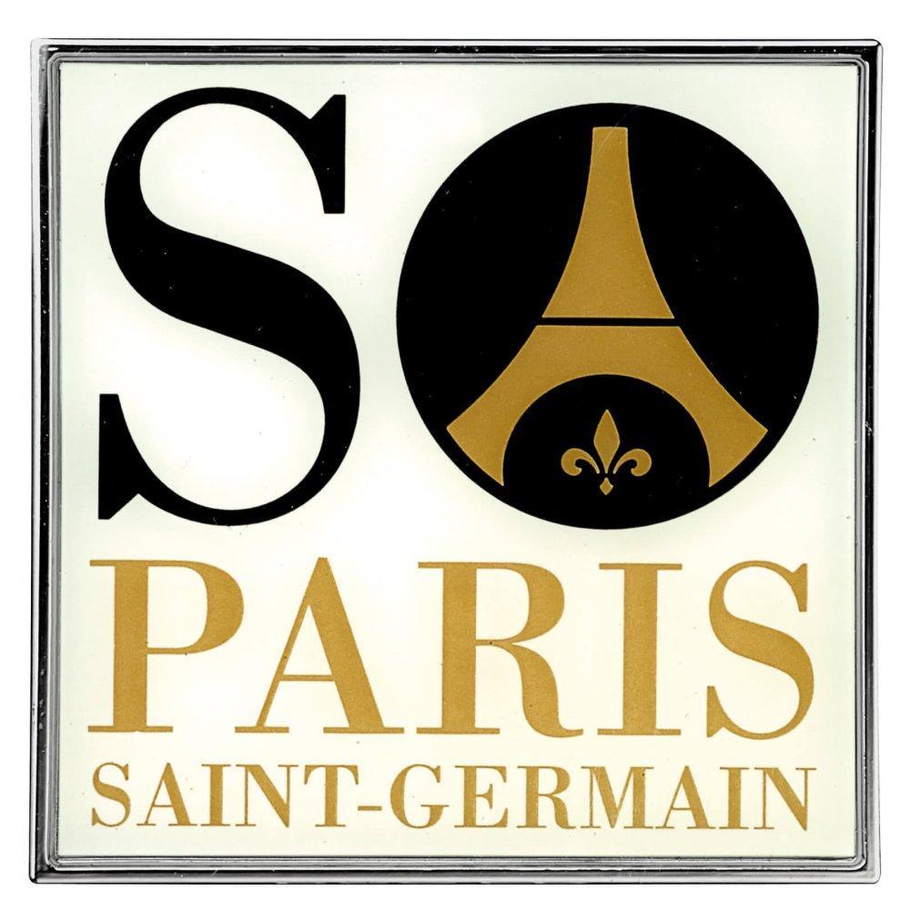 stickers 3d paris saint germain psg so paris premium. Black Bedroom Furniture Sets. Home Design Ideas