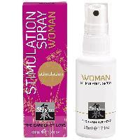 Stimulant pour femme Shiatsu - Spray Stimulant pour Clitoris Shiatsu - 50 ml