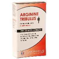 Stimulant pour homme Labophyto - Arginine / Tribulus - 60 gelules