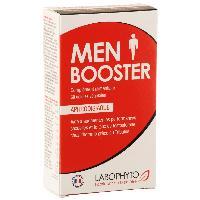 Stimulant pour homme Labophyto - MenBooster - 60 gelules