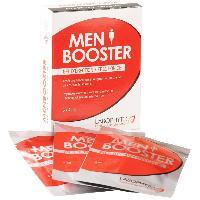 Stimulant pour homme Labophyto - MenBooster Gel erection - 6 dosettes