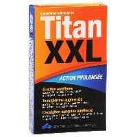 Stimulant pour homme Labophyto - Titan XXL - 20 comprimes