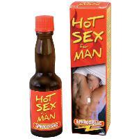 Stimulant pour homme LRDP - Hot Sex For man - 20 ml