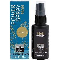 Stimulant pour homme Shiatsu - Spray Man Power - 50 ml