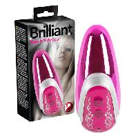 Stimulateurs externes Brilliant - Stimulateur Discreet in Metall