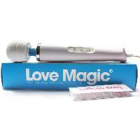 Stimulateurs externes IWand - Vibromasseur Love Magic blanc