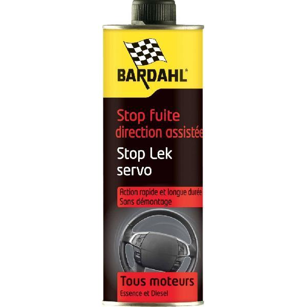 Stop fuite direction assistee - 300ml - BA1755 - Reduit les tremblements. Colmate les fuites