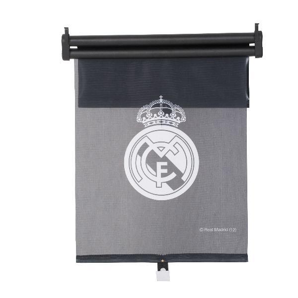 Store pare-soleil Real de Madrid avec enrouleur