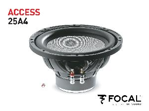 Subs Focal Focal - Access 25 A4 - Subwoofer simple membrane - 25cm/10p - 200W RMS