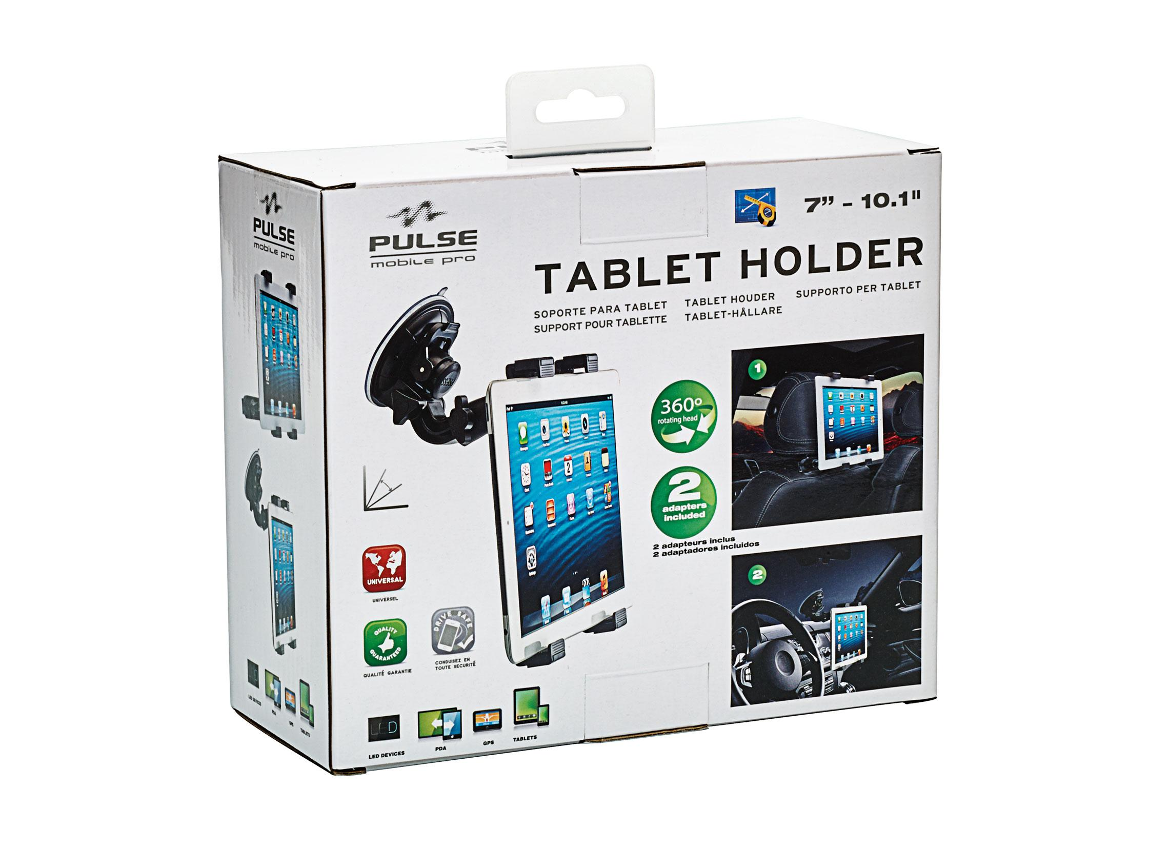 supports tel gps adnauto support tablette fix 275487. Black Bedroom Furniture Sets. Home Design Ideas