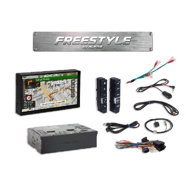 Systeme de navigation Freestyle 9 pouces - X901D-F