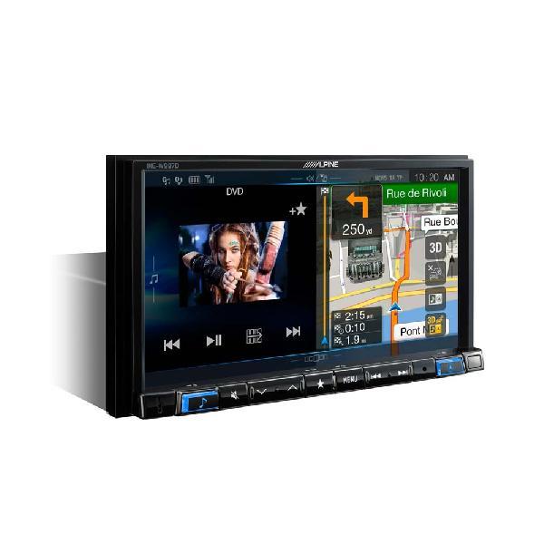 Systeme de navigation professionnel tactile 7 pouces pour camping car - INE-W997DC