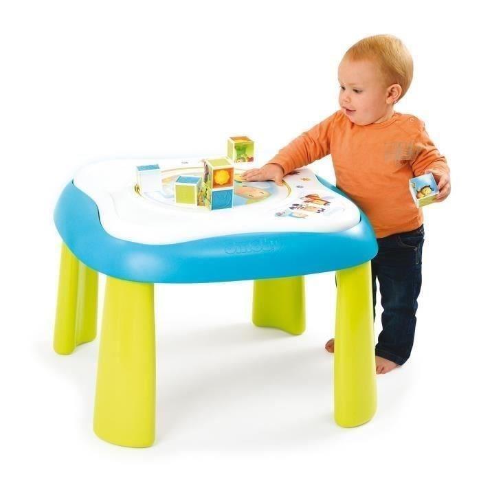 cotoons cotoons siege d 39 activit s youpi baby bleu 276695. Black Bedroom Furniture Sets. Home Design Ideas