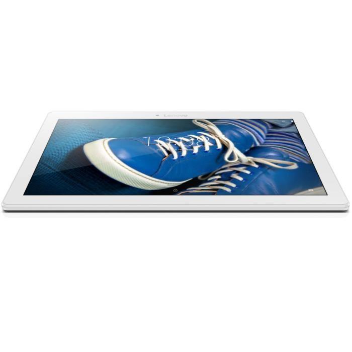 lenovo tablette tactile tab2 a10 30 za0c0092se 10 39 39 hd 2go ram android 5 1 quad core. Black Bedroom Furniture Sets. Home Design Ideas