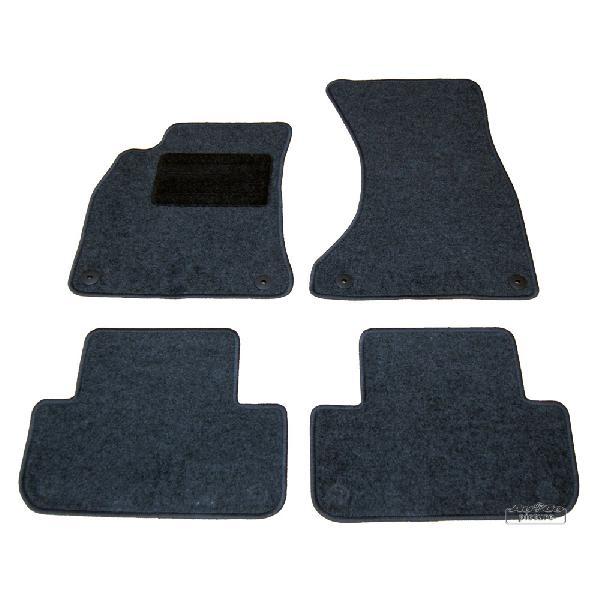 Tapis de sol textile Audi A4 -B8-