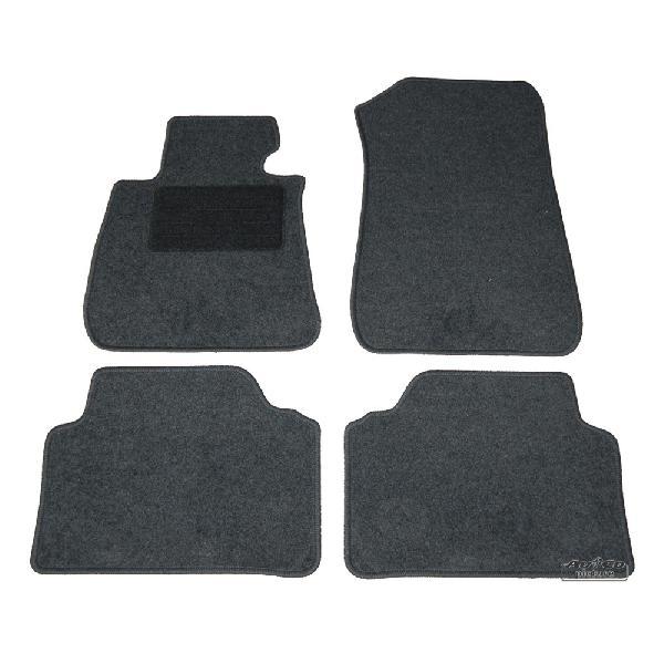 Tapis de sol textile BMW serie3 E90/91