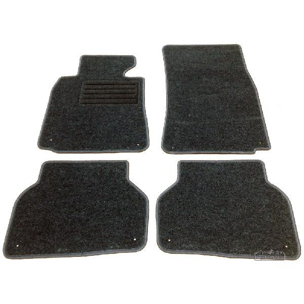 Tapis de sol textile BMW serie5 E60