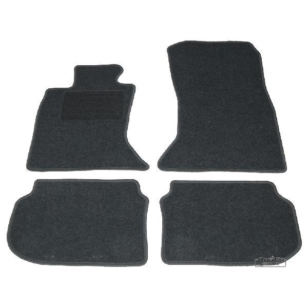 Tapis de sol textile BMW serie5 F10/F11