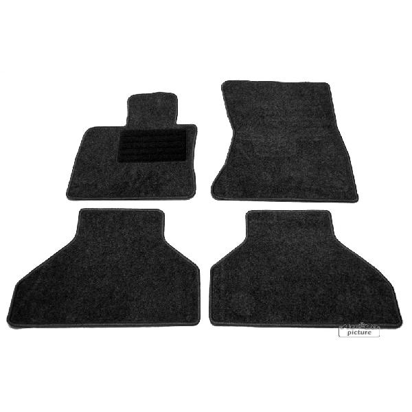 Tapis de sol textile BMW X5 -E70-