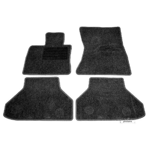 Tapis de sol textile BMW X6 -E71-