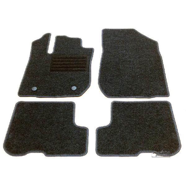 Tapis de sol textile Dacia Sandero II [Voiture : Dacia > Sandero 2 (ap13)]
