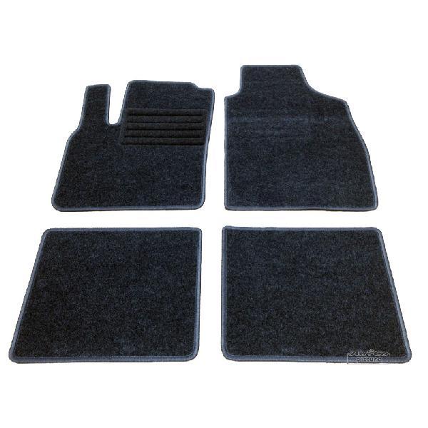 Tapis de sol textile Fiat Panda -169- [Voiture : Fiat > Panda > Panda 2 (03-11)]